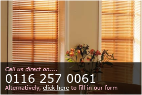 Creative Curtains And Blinds Leicestershire Showroom